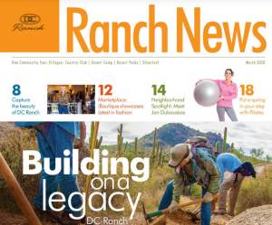 DC Ranch News March 2020