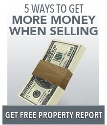 How to sell for more money button